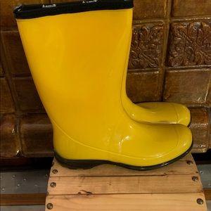 Sunny ☀️ Rain ☔️ Boots 👢